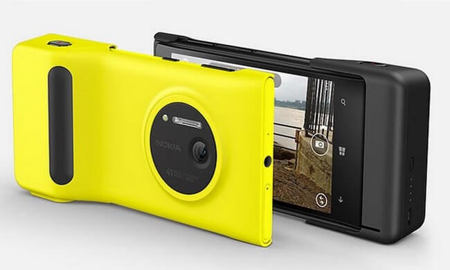Nokia Camera Grip
