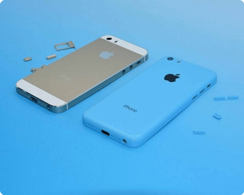 Якобы компоненты грядущих iPhone