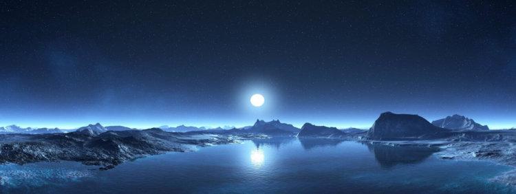 Вода и звезды