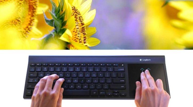 Беспроводная клавиатура Logitech TK820