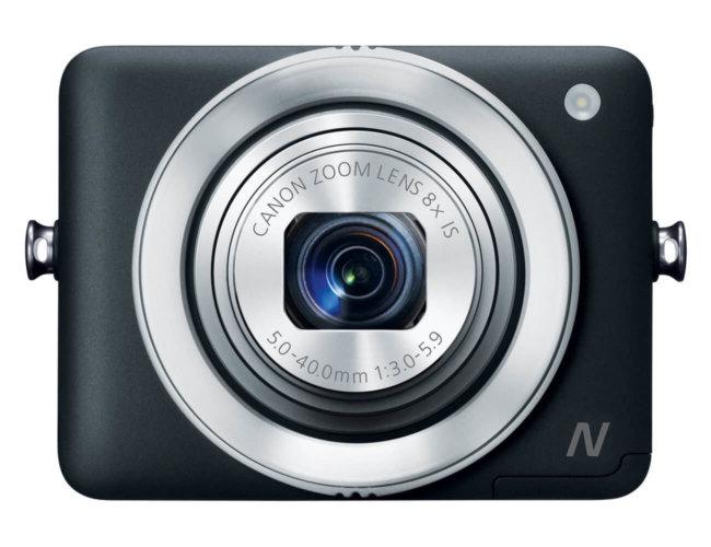 Canon PowerShot N камера для Facebook