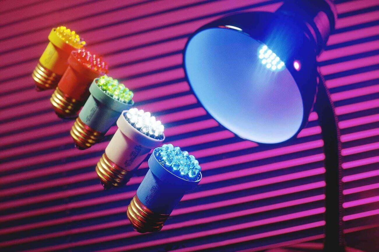 Загадка светодиодной лампы