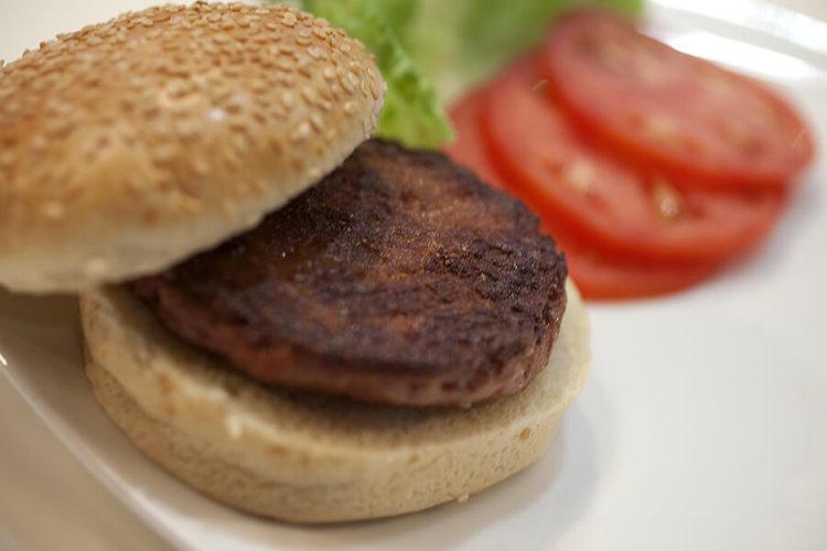 Lab-Grown-Burger