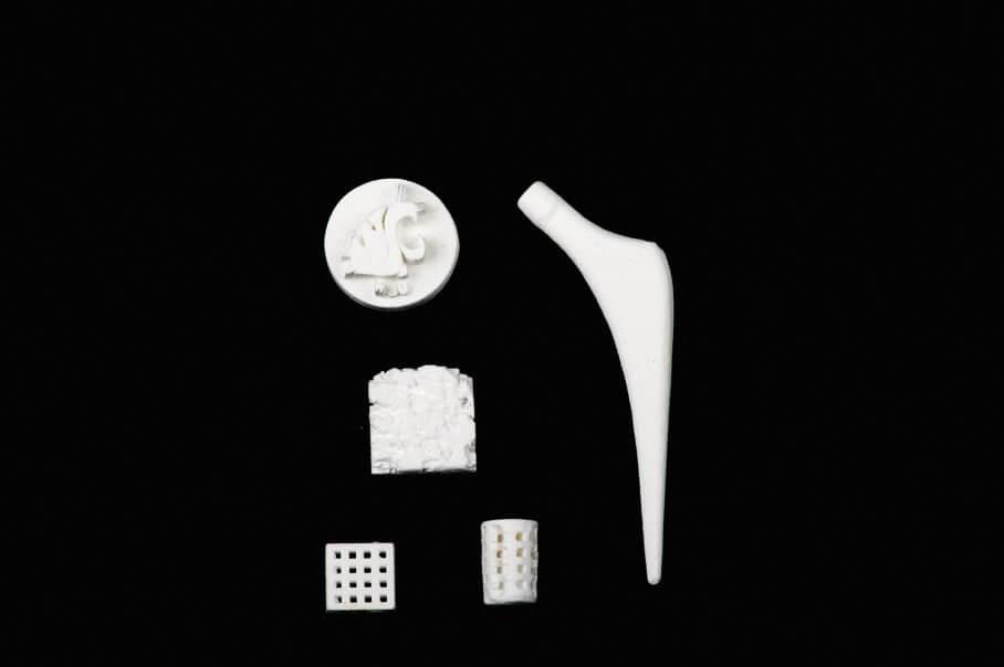 Напечатанная кость