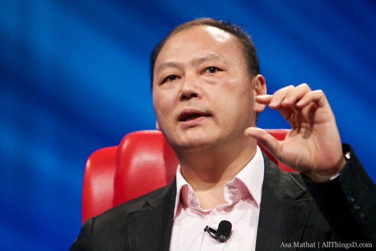 Peter Chou CEO HTC