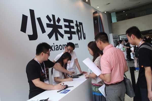 Xiaomi briefing