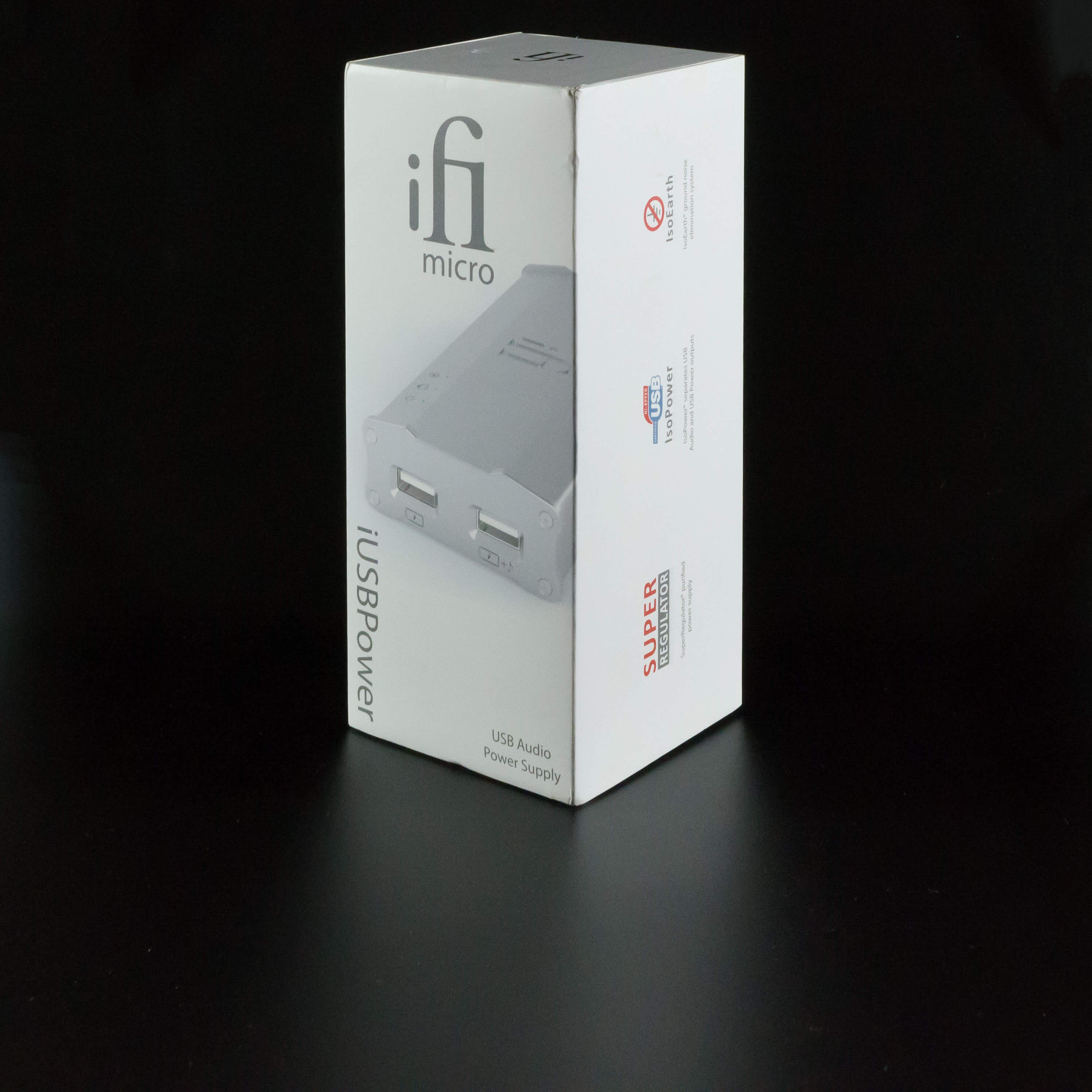 Коробка iUSB Power