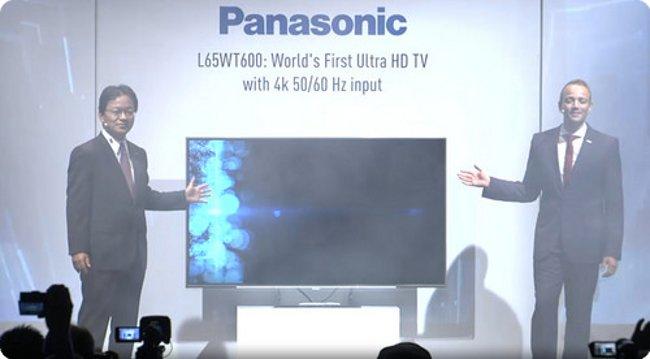 Телевизор Panasonic Smart Viera L65WT600