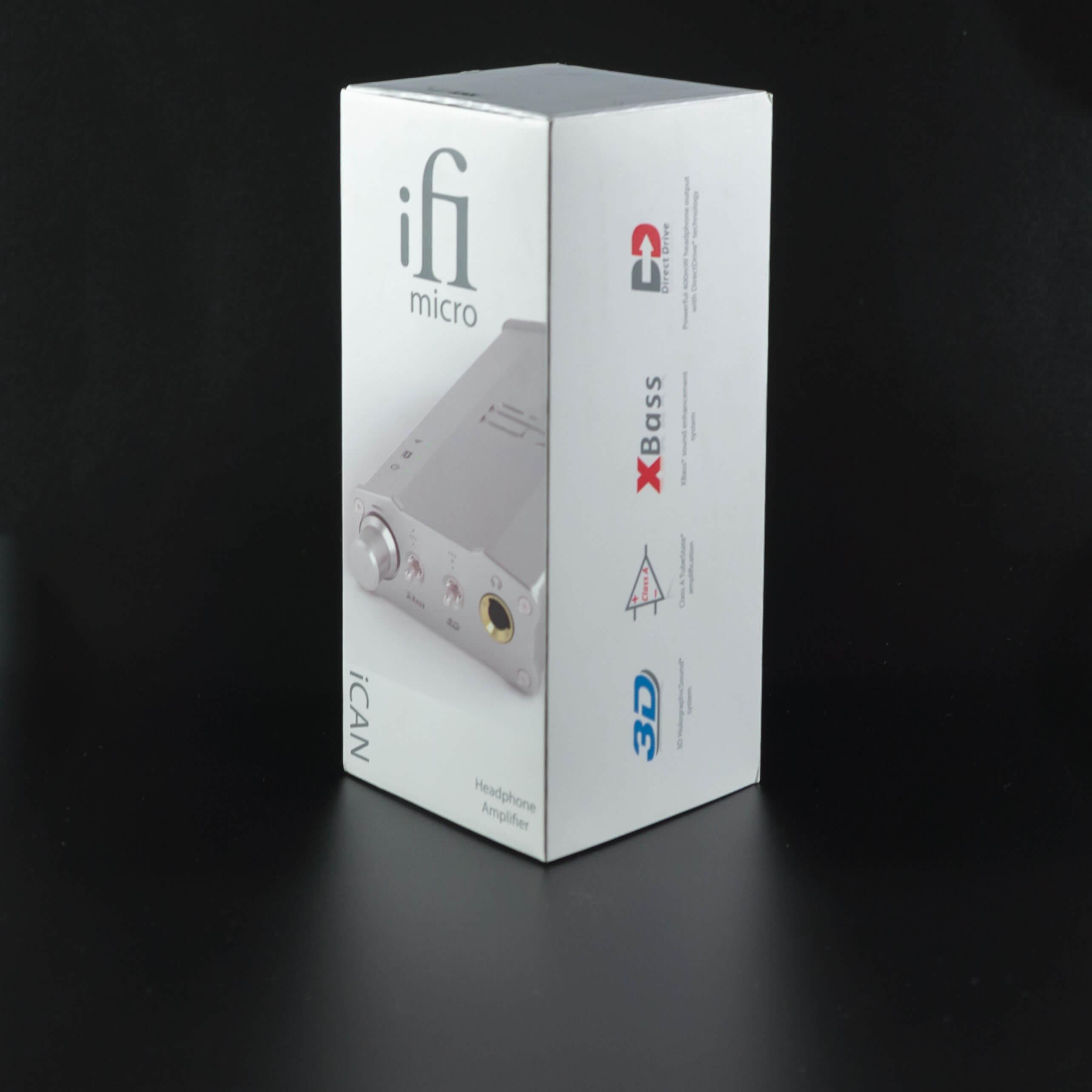 Коробка iCAN