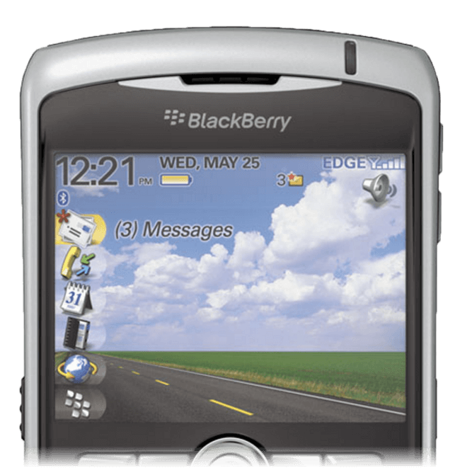 BlackBerry OS 4.7