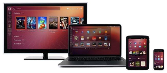 Ubuntu Touch 17 октября 2013 года