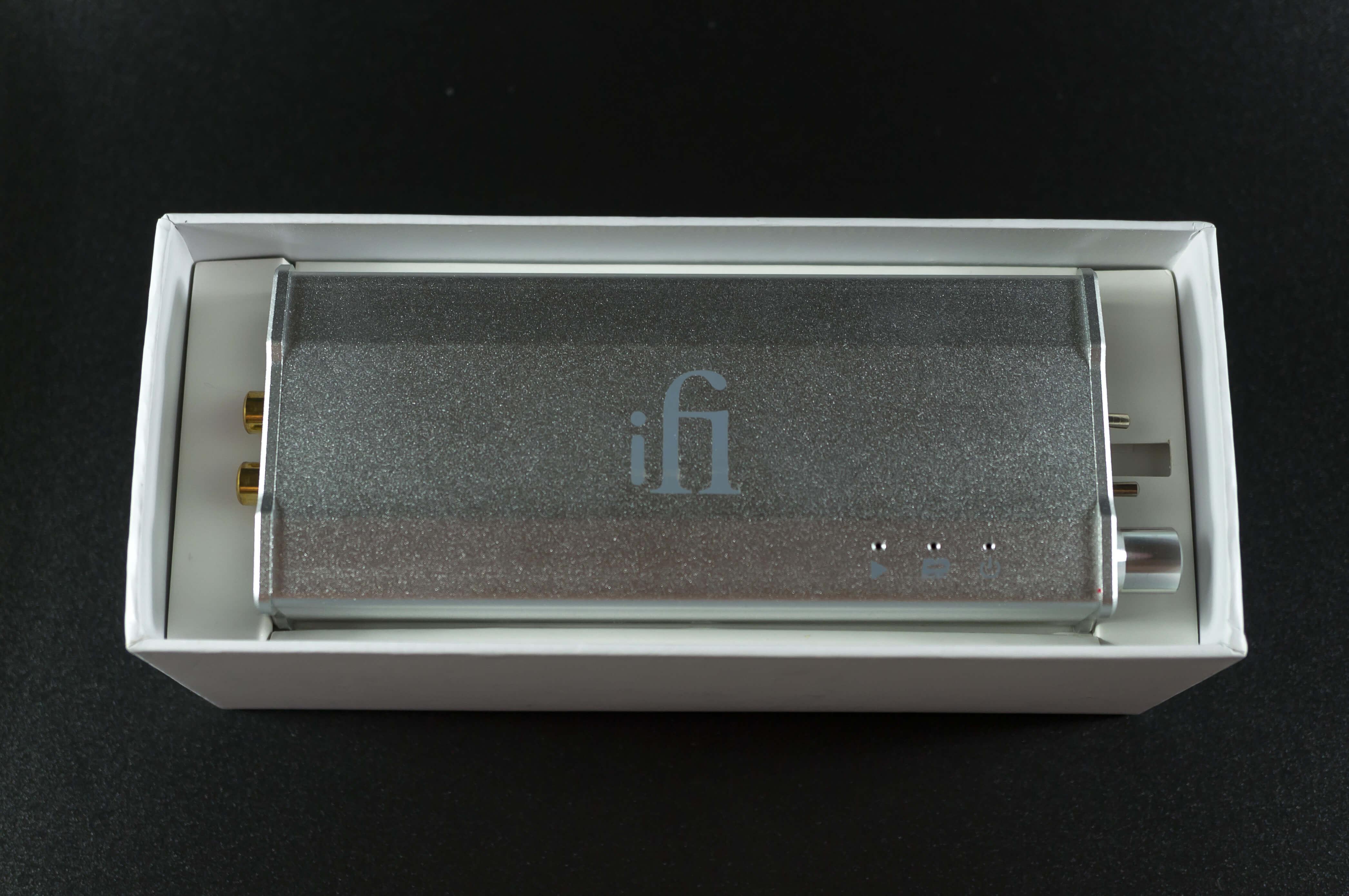 iCAN в коробке