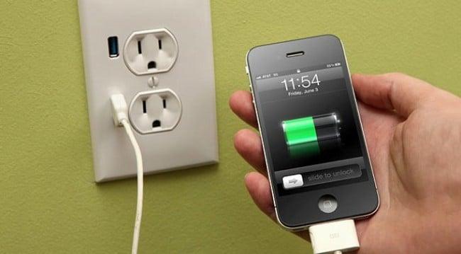 USB-зарядка телефона