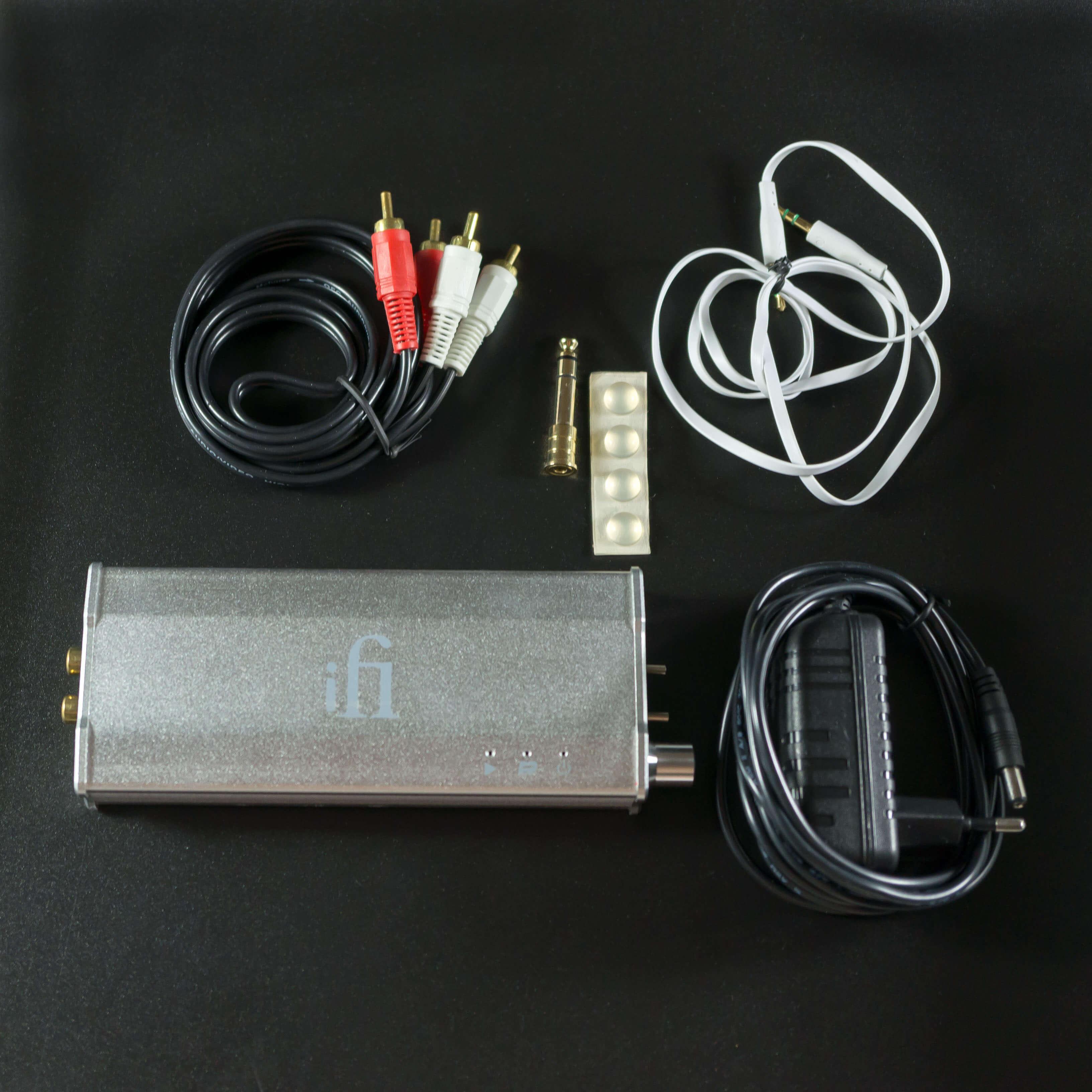 Комплект поставки iCAN