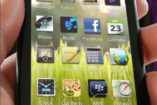 BlackBerry 10 2013 года