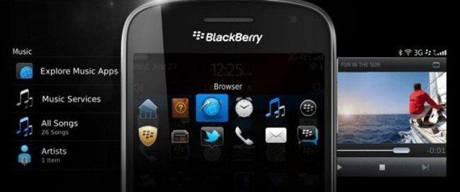 BlackBerry 7 2011 года