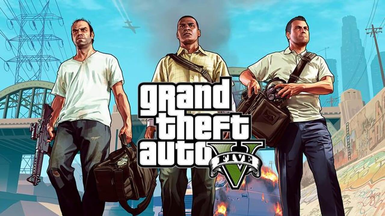 В первый день продаж видеоигра GTA 5 собрала 800 миллионов долларов