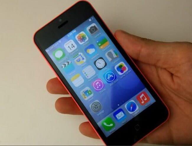 Китайцы выпустили свою версию iPhone 5C