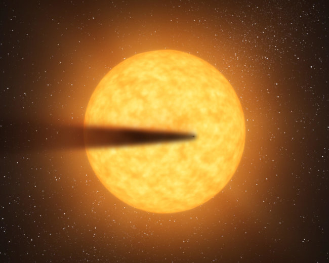 Mercury-Size-Exoplanet