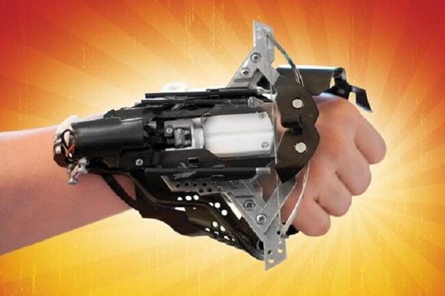 Как сделать мини арбалет своими руками фото