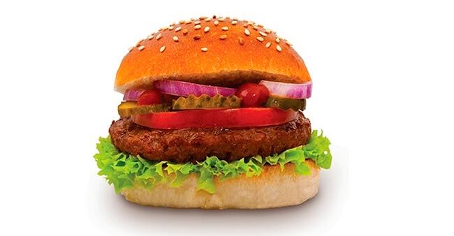 Vegetarian Butcher hamburger