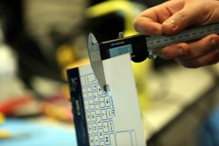 csr ultra thin keyboard