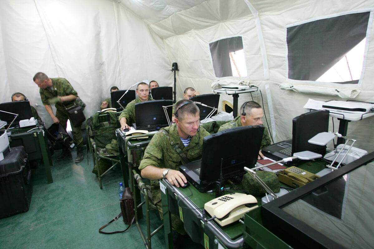 В Воздушно-десантные войска России поступили комплексы цифровой связи