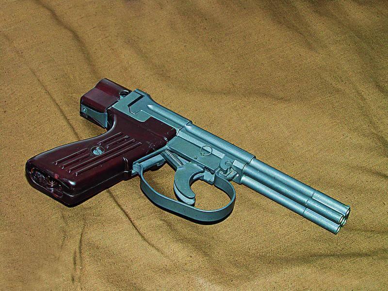 Специальный Пистолет Подводный