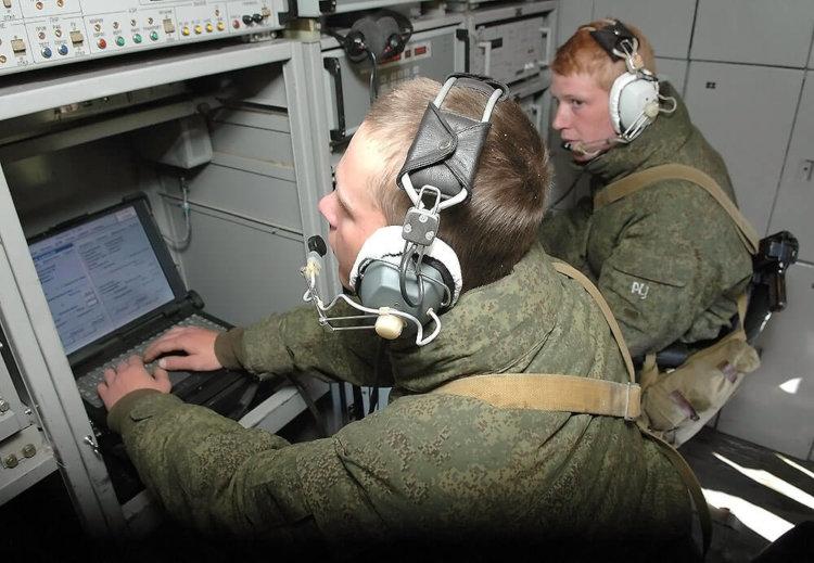 Цифровая связь в российской армии