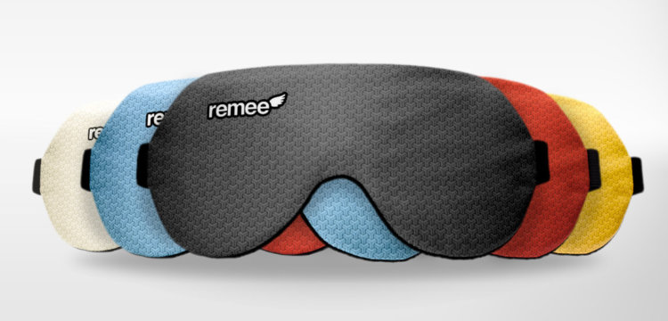 Маска для сна Remee