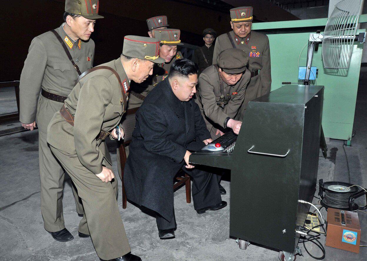 Ким Чен Ын пишет очередной вирус на Бейсике