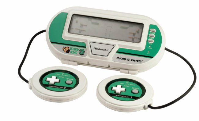 Game & Watch Micro Vs. System