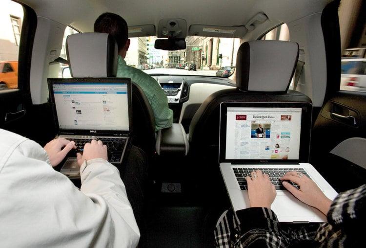 АВТОмобильный Wi-Fi