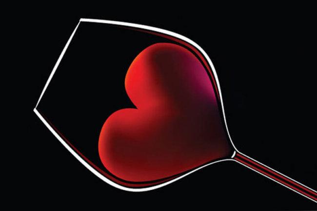 Употребление алкоголя на50% снижает риск развития болезней сердца