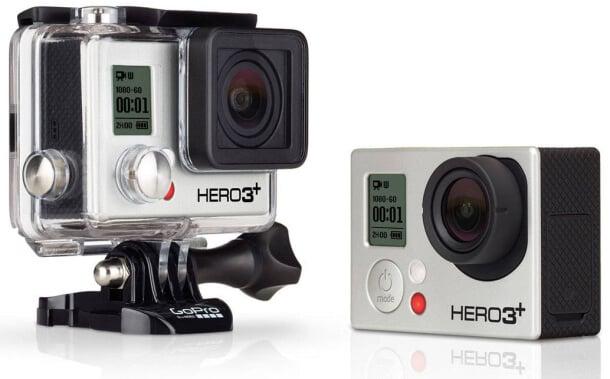 GoPro Hero3+ Black