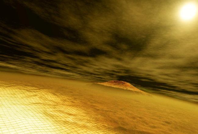 Mars atmosphere modelling
