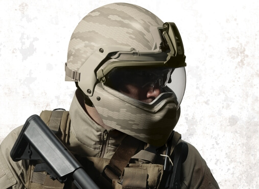 Revision Helmet
