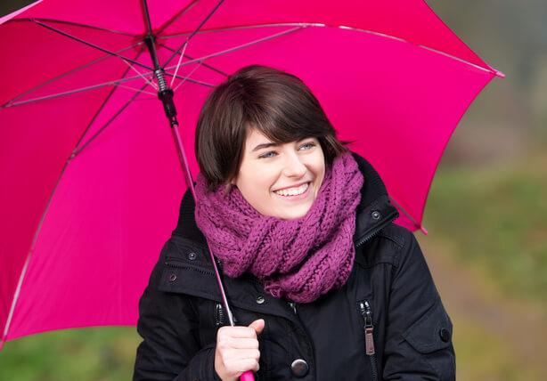 Split umbrella