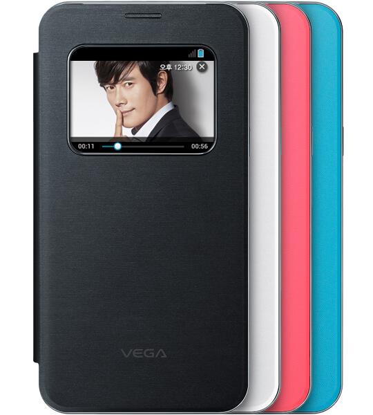 Vega Secret Note case