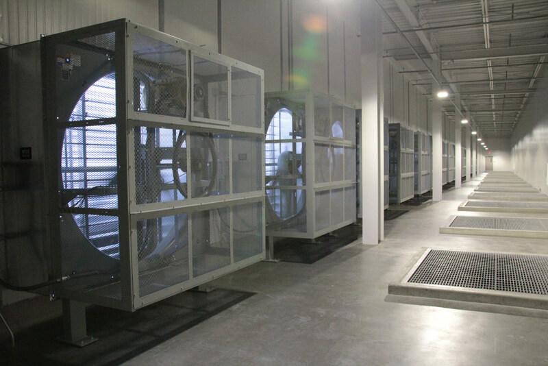 Гигантские вентиляторы