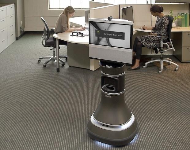 АйРобот способен не только видеть все, но и прогуляться