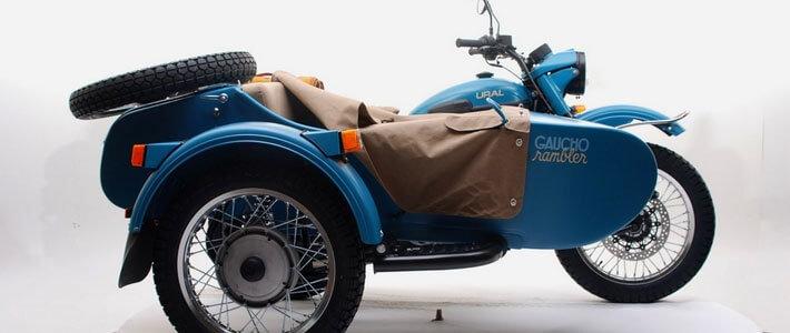 Мотоцикл Урал-Gaucho Rambler