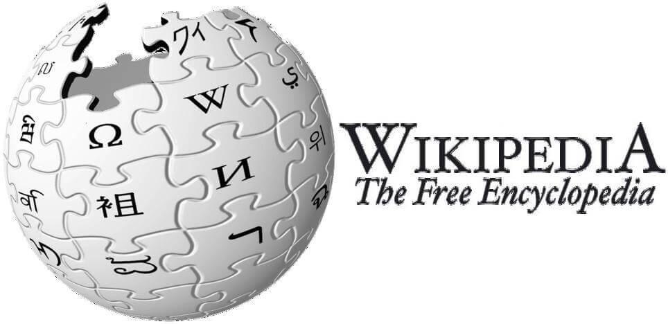 Википедия она такая