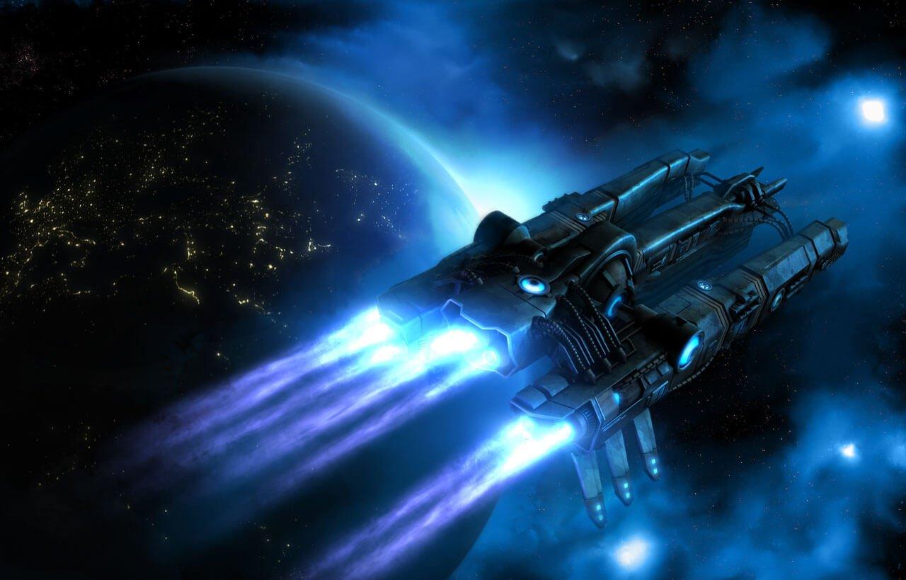 Космический двигатель будущего