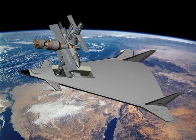 Проект многоразовой космической системы