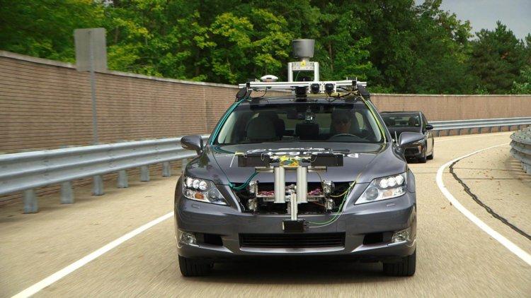 Система автоматического управления от Toyota