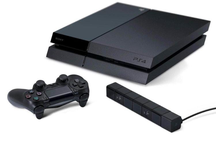 Playstation 4 на сегодняшний день наиболее желанная игровая консоль