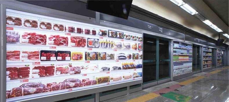 Виртуальный магазин в Южной Корее