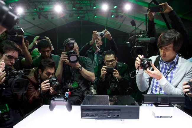 Xbox One любит внимание