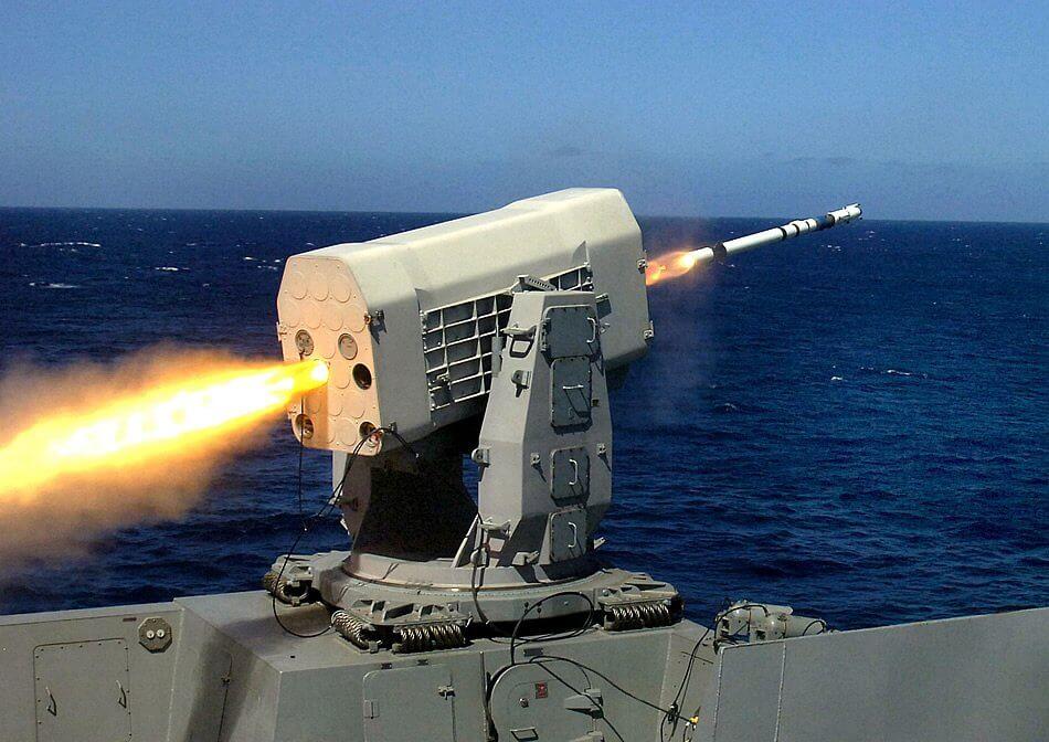 Зенитная ракета RAM